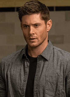 Dean Winchester fictional character in the TV series Supernatural