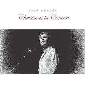 Christmas in Concert - Image: John Denver Christmas in Concert album cover