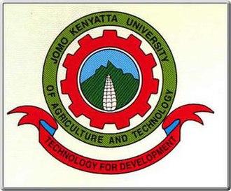 Jomo Kenyatta University of Agriculture and Technology - Image: Jomo Kenyatta University Logo