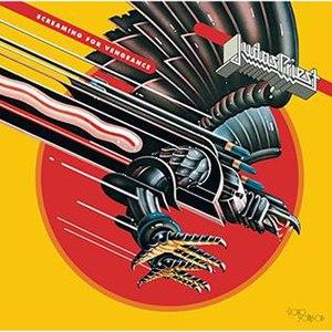 Screaming for Vengeance - Image: Judas Priest Sfor V
