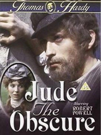 Jude the Obscure (serial) - Image: Jude the Obscure (1971) dvd cover