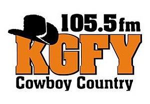 KGFY - Image: KGFY station logo