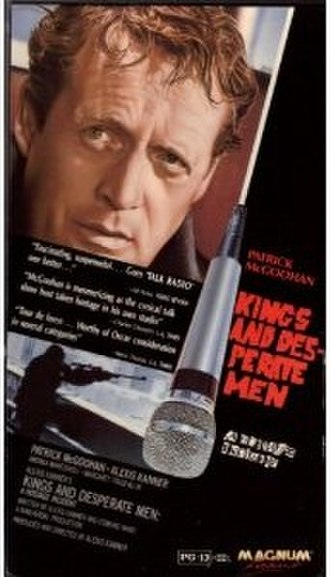 Kings and Desperate Men - Theatrical release poster