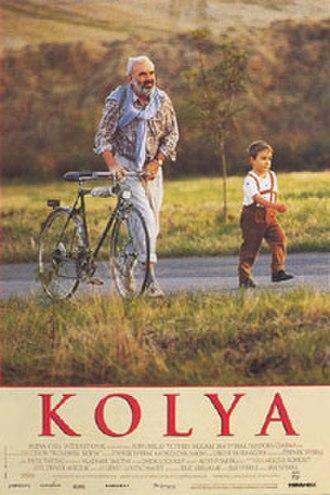 Kolya - Film poster