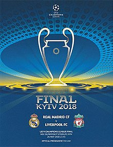 2018 Uefa Champions League Final Wikipedia