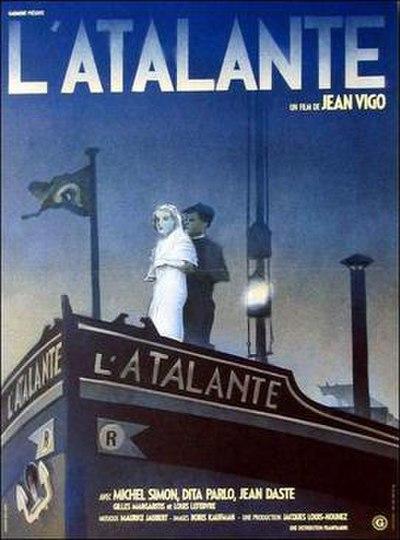 Picture of a movie: L'atalante