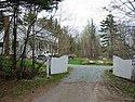 Leadville Quebec Chemin des Parulines former border station.jpg