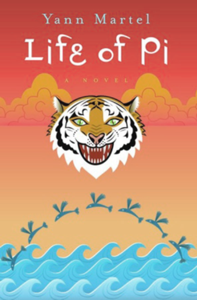Picture of a book: Life Of Pi