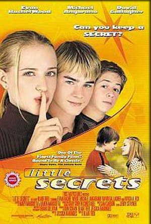 Little Secrets (2001 film) - Theatrical release poster