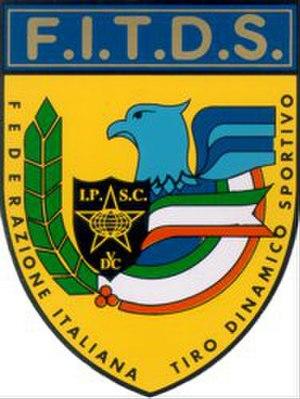 Italian Dynamic Shooting Federation - Image: Logo of the Italian Dynamic Shooting Federation