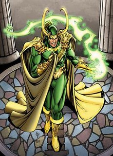 Loki (comics) comic book character