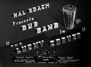 <i>The Lucky Corner</i> 1936 film by Gus Meins
