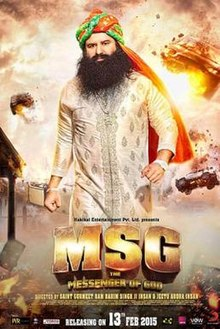 MSG: The Messenger (2015) Watch Online Free Hindi Movie