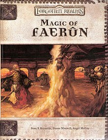 Magic of Faerûn - Wikipedia