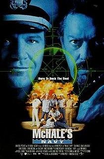 <i>McHales Navy</i> (1997 film) 1997 film by Bryan Spicer