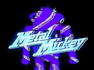 Metal Mickey - Image: Metal Mickey title card