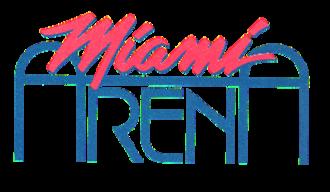 Miami Arena - Image: Miaarena logol