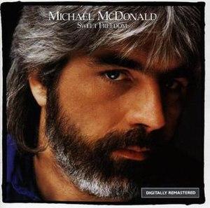 Sweet Freedom (Michael McDonald album) - Image: Michael Mc Donald Sweet Freedom album cover