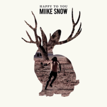 Image result for miike snow album cover