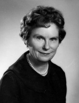 Mildred Jeffrey - Image: Mildred Jeffrey
