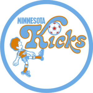 Minnesota Kicks - Logo