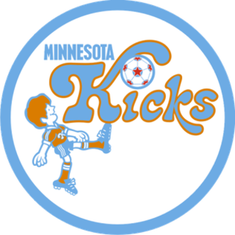 Minnesota Kicks - Logo