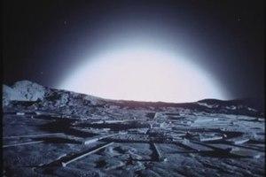 Breakaway (Space: 1999) - Image: Moonbase boom