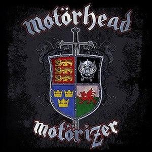 Motörizer - Image: Motörhead Motörizer (2008)