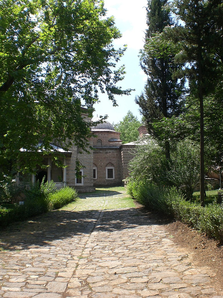 File:Muradiye Complex, exterior.jpg - Wikipedia