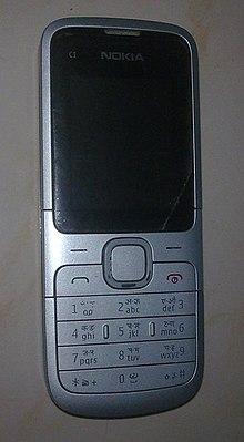 Nokia C1-01 - Wikipedia