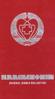 <i>Original Single Kollektion</i> 1998 compilation album by Rammstein