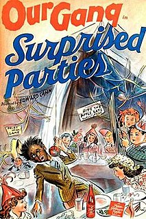 <i>Surprised Parties</i> 1942 film by Edward L. Cahn