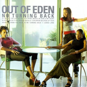 No Turning Back (Out of Eden album) - Image: Out of Eden No Turning Back