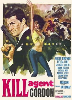 Password: Kill Agent Gordon - Image: Password Kill Agent Gordon