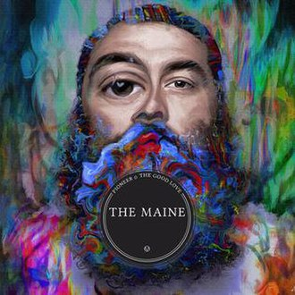 Pioneer (The Maine album) - Image: Pioneer And The Good Love