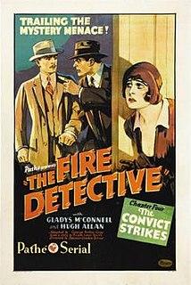 <i>The Fire Detective</i> 1929 film by Spencer Gordon Bennet