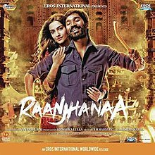 raanjhanaa soundtrack   wikipedia