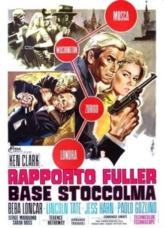 The Fuller Report - Image: Rapporto fuller base stoccolma 272749