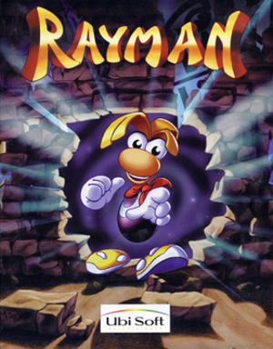 Rayman (video game) - Image: Rayman 1 cover