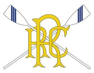 Reading Rowing Club - Image: Reading RC logo