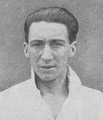 1923–24 Brentford F.C. season - Reginald Parker scored almost half of Brentford's goals during the season.