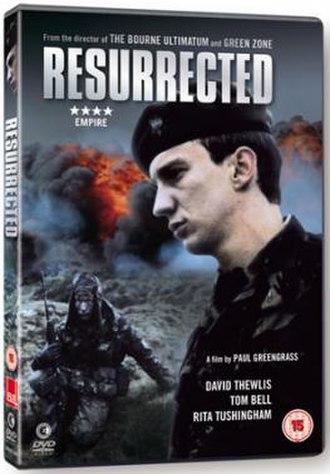 Resurrected (film) - DVD cover art