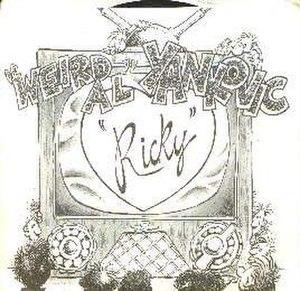 Ricky (song) - Image: Ricky Weird Al