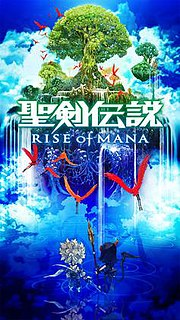 <i>Rise of Mana</i> 2014 video game