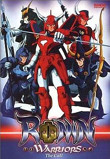 Ronin Warriors Wikipedia