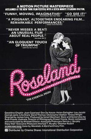 Roseland (film) - film poster