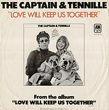captain and tennille discography
