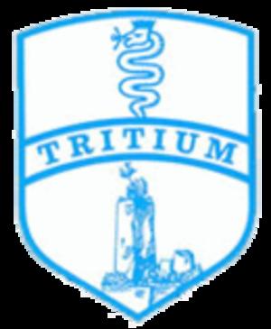 Tritium Calcio 1908 - Image: SS Tritium 1908 logo