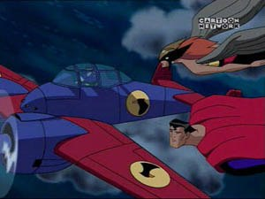 Blackhawk (DC Comics) - Blackhawk in the Justice League animated series.