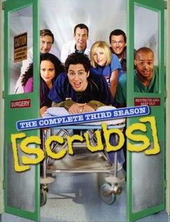 <i>Scrubs</i> (season 3)